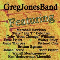 Greg Jone Band Album